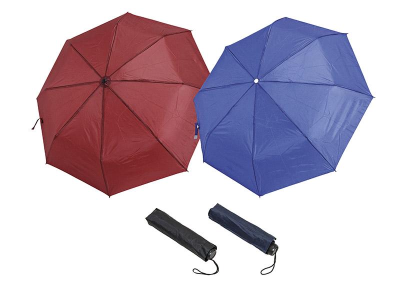 skládací deštník ⌀97x57 cm - 4 druhy