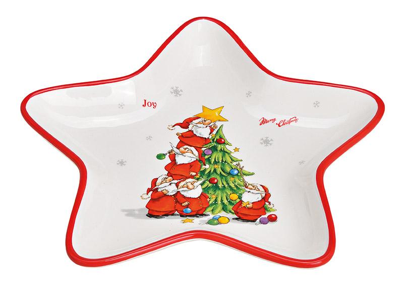 tác 25x3, plechový, vánoční motiv