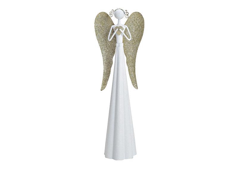 anděl 8x41x8 cm, kov