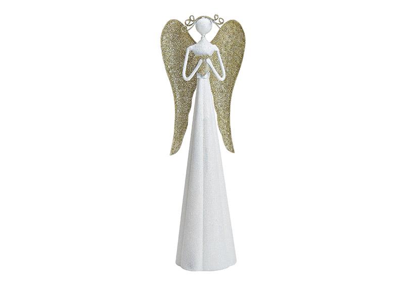anděl 9x30x7 cm, kov