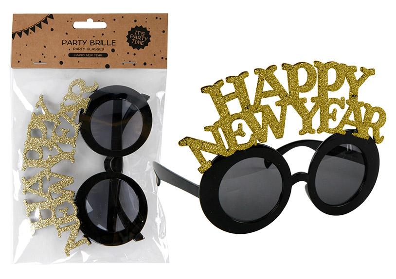 párty brýle HAPPY NEW YEAR