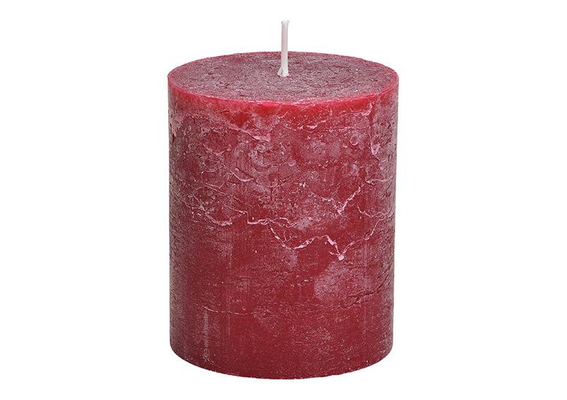 svíčka BORDEAUX 10x10x12 cm